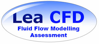 Lea CFD Associates Limited- Computational Fluid Dynamic Modelling logo